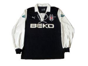 Beşiktaş 2002-03 Siyah Forma