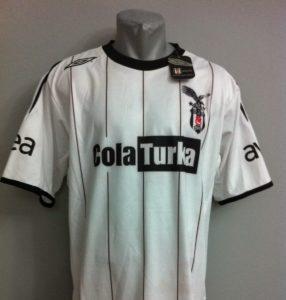 Beşiktaş 2006-07 Beyaz Forma