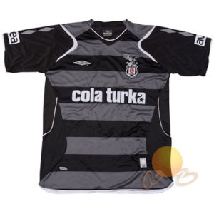 Beşiktaş 2008-09 Yatay Çubuklu Forma