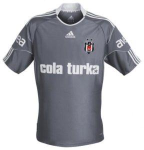Beşiktaş 2010-11 Gri Forma