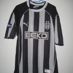 Beşiktaş 2003-04 Çubuklu Forma